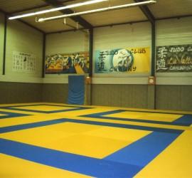 Dojo du Judo Club de Chauny