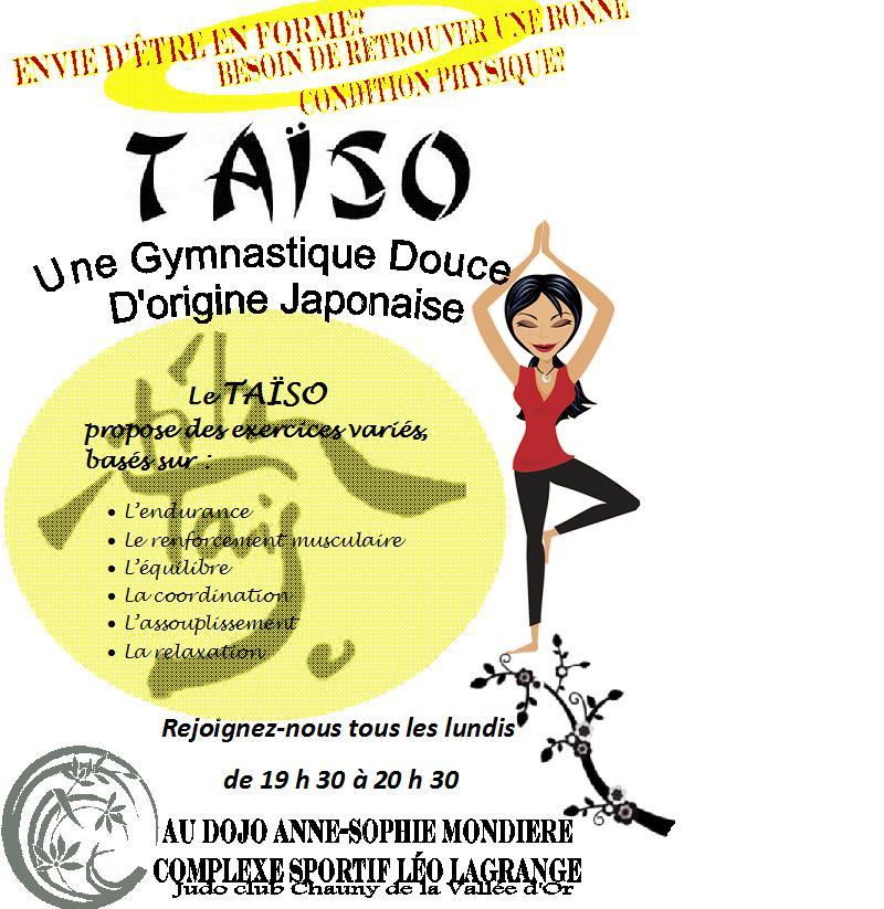 gymnastique douce japonaise