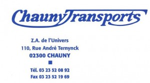 Capture Chauny Transports